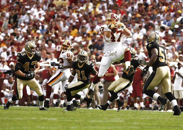 Saints Redskins Football