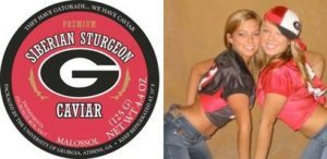 Georgia Bulldogs_Caviar