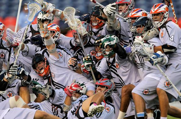 "MLL ""Old School"" All-Stars Celebrate"