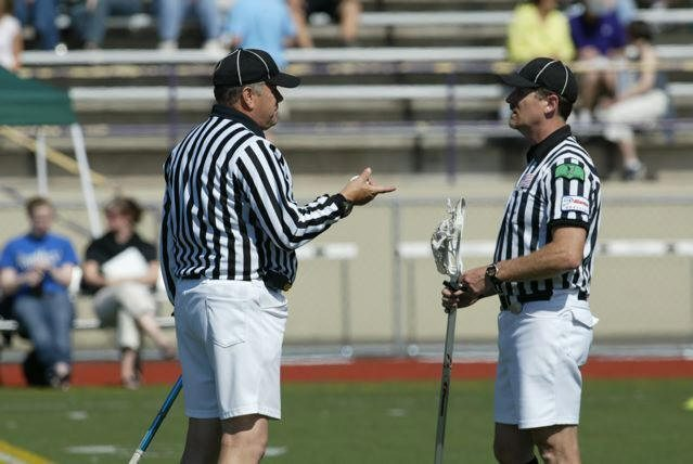 lacrosse official