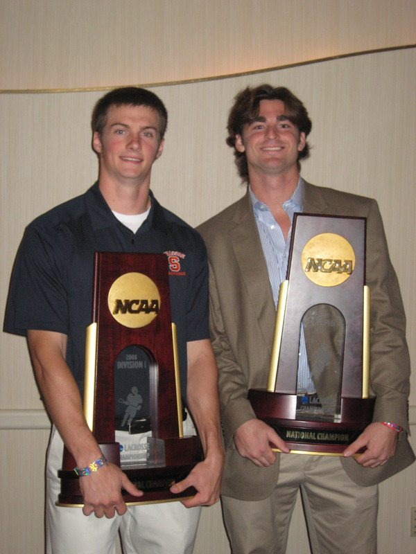 NCAA_Syracuse_Trophies