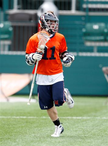 Manhasset's Connor English - UVA bound.