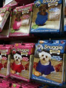 Dog Snuggie