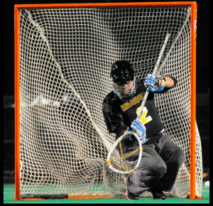 Iroquois Keeper (photo via of Lax.com)
