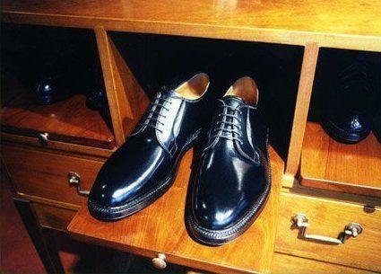 blucher oxford style