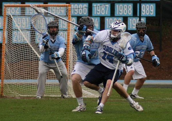 Gavin Petracca UNC lacrosse